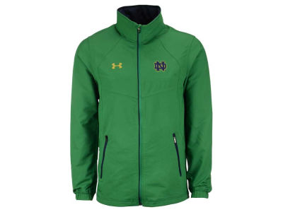 Notre Dame Fighting Irish Under Armour NCAA Men's Lightweight Dobby Jacket