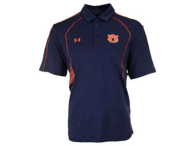 Auburn Tigers Under Armour NCAA Men's SMU Polo Shirt