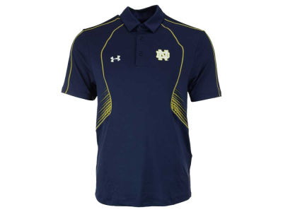 Notre Dame Fighting Irish Under Armour NCAA Men's SMU Polo Shirt