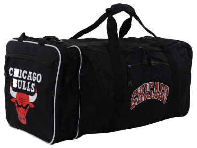 Chicago Bulls Steal Duffle Bag
