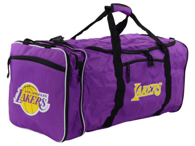 Los Angeles Lakers Steal Duffle Bag