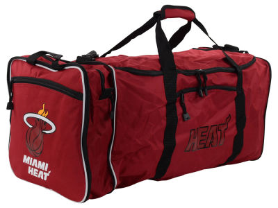 Miami Heat Steal Duffle Bag