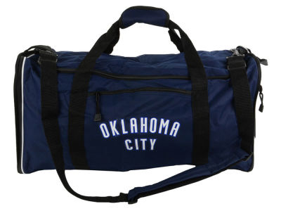 Oklahoma City Thunder Steal Duffle Bag