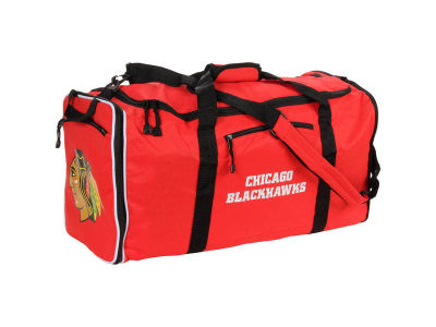 Chicago Blackhawks Steal Duffle Bag