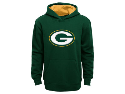 Green Bay Packers Outerstuff NFL Youth Sportsman Hoodie