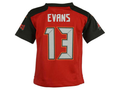 Tampa Bay Buccaneers Mike Evans Nike NFL Infant Game Jersey