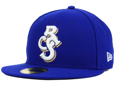 Biloxi Shuckers New Era MiLB AC 59FIFTY Cap
