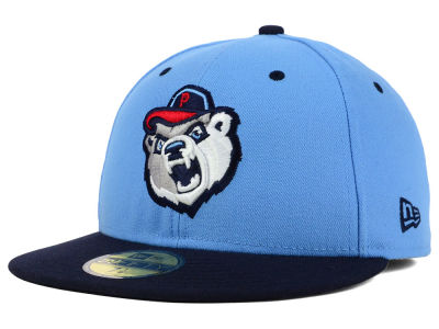 Pawtucket Red Sox New Era MiLB AC 59FIFTY Cap