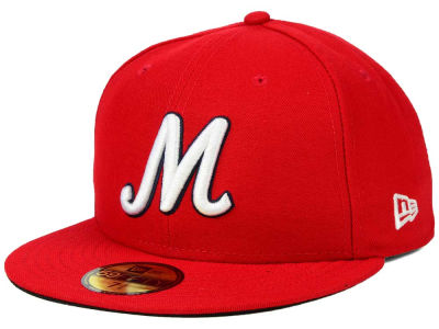 Memphis Redbirds New Era MiLB AC 59FIFTY Cap
