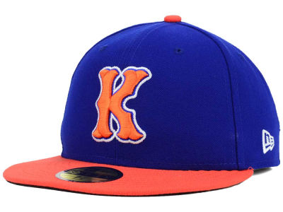 Kingsport Mets New Era MiLB AC 59FIFTY Cap