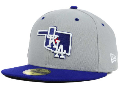 Oklahoma City Dodgers New Era MiLB AC 59FIFTY Cap