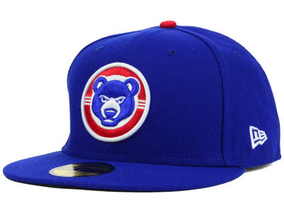 South Bend Cubs New Era MiLB AC 59FIFTY Cap