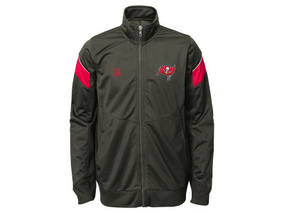 Tampa Bay Buccaneers NFL Youth Precision Track Jacket