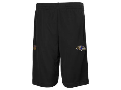 Baltimore Ravens NFL Youth Phantom Shorts