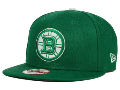 Boston Bruins New Era NHL St. Pat 9FIFTY Snapback Cap