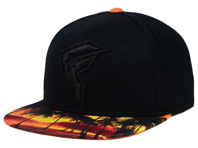 Famous Sunny Lux BOH Snapback Hat