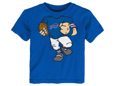 Buffalo Bills NFL Toddler Football Dreams T-Shirt