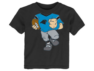 Carolina Panthers Outerstuff NFL Toddler Football Dreams T-Shirt
