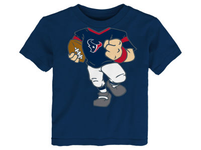 Houston Texans Outerstuff NFL Toddler Headless T-Shirt