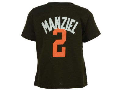 Cleveland Browns Johnny Manziel NFL Infant Whirlwind Player T-Shirt