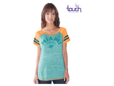Miami Dolphins NFL Women's Bleachers T-Shirt