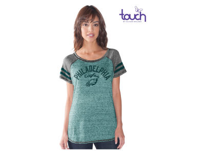 Philadelphia Eagles G-III Sports NFL Women's Bleachers T-Shirt