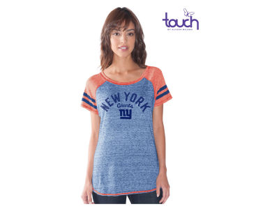 New York Giants GIII NFL Women's Bleachers T-Shirt