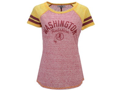 Washington Redskins GIII NFL Women's Bleachers T-Shirt