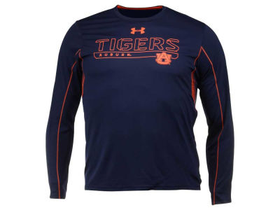 Auburn Tigers Under Armour NCAA Men's SMU Long Sleeve T-Shirt