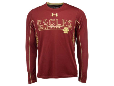 Boston College Eagles Under Armour NCAA Men's SMU Long Sleeve T-Shirt