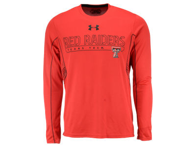 Texas Tech Red Raiders Under Armour NCAA Men's SMU Long Sleeve T-Shirt