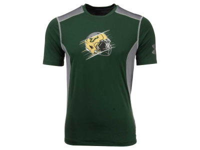 South Florida Bulls Under Armour NCAA Men's Helmet Raid T-Shirt