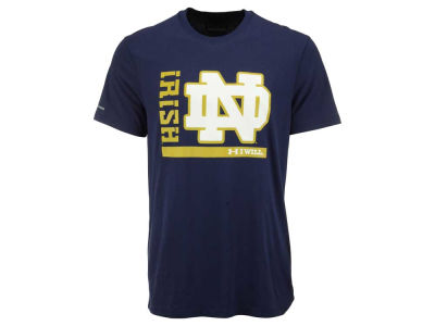 Notre Dame Fighting Irish Under Armour NCAA Men's Charged Cotton I Will T-Shirt