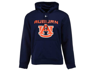 Auburn Tigers Under Armour NCAA Men's Armour Fleece 2.0 Hoodie
