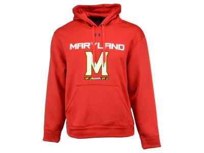 Maryland Terrapins Under Armour NCAA Men's Armour Fleece 2.0 Hoodie