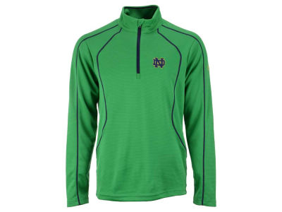 Notre Dame Fighting Irish Under Armour NCAA Men's SMU Long Sleeve 1/4 Zip Pullover Shirt