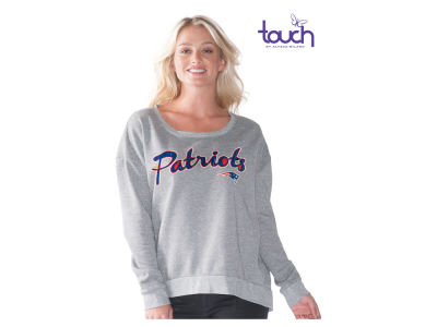 New England Patriots GIII NFL Women's Embrace Sweatshirt