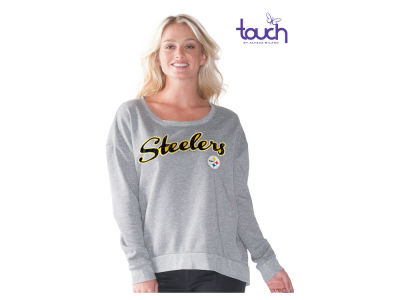 Pittsburgh Steelers GIII NFL Women's Embrace Sweatshirt