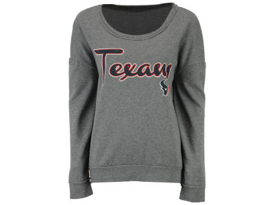 Houston Texans GIII NFL Women's Embrace Sweatshirt