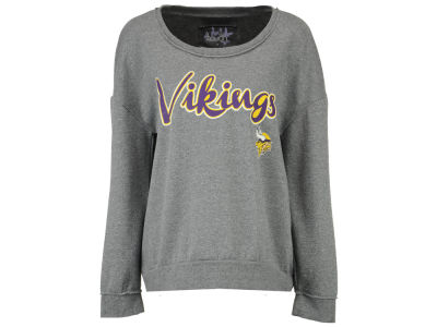 Minnesota Vikings GIII NFL Women's Embrace Sweatshirt