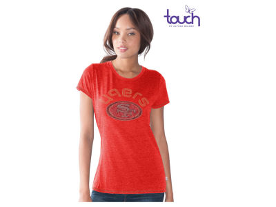 San Francisco 49ers GIII NFL Women's Friday Night Lights T-Shirt