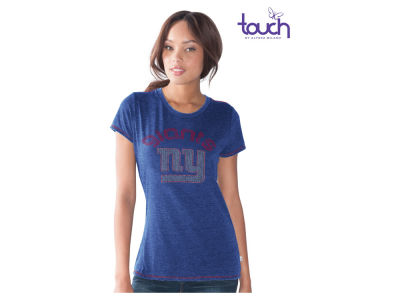 New York Giants GIII NFL Women's Friday Night Lights T-Shirt