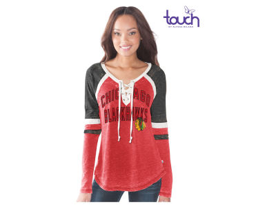 Chicago Blackhawks GIII NHL Women's Backshot Jersey