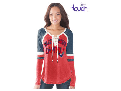 Washington Capitals G-III Sports NHL Women's Backshot Jersey