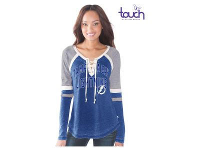 Tampa Bay Lightning GIII NHL Women's Backshot Jersey