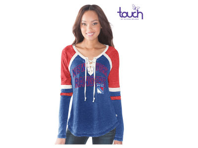 New York Rangers GIII NHL Women's Backshot Jersey