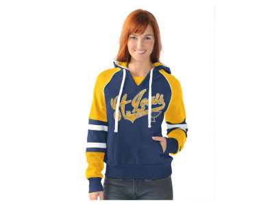 St. Louis Blues NHL Women's Shutout Pullover Hoodie