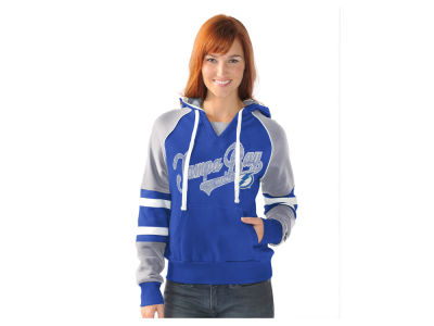 Tampa Bay Lightning GIII NHL Women's Shutout Pullover Hoodie