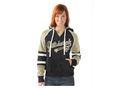 Pittsburgh Penguins GIII NHL Women's Shutout Pullover Hoodie