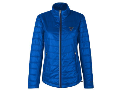 St. Louis Blues GIII NHL Women's Sideline Quilted Jacket